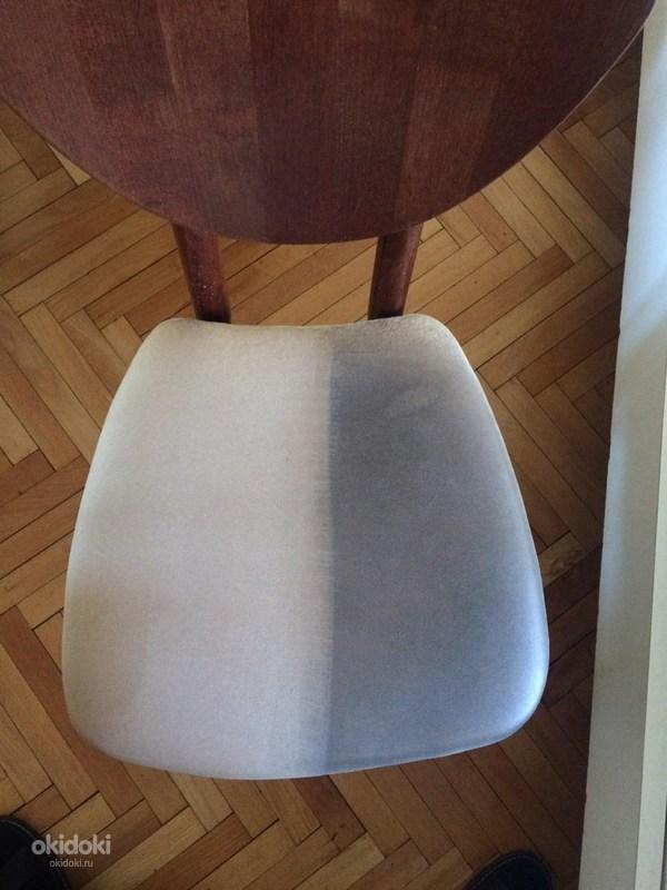 Химчистка стула без спинки