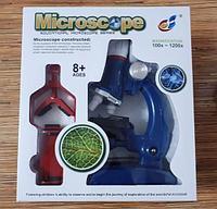 Микроскоп с увеличением 100-1200х