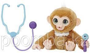 Интерактивная игрушка - Вылечи обезьянку