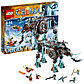 LEGO Chima: Ледяной мамонт-штурмовик Маулы 70145, фото 2