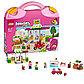 LEGO Juniors: Чемоданчик Супермаркет 10684, фото 2