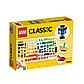 LEGO Classic: Дополнение к набору для творчества – яркие цвета 10693, фото 2
