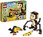 LEGO Creator: Озорные животные 31019, фото 2