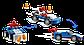 LEGO Creator: Синий гоночный автомобиль 31027, фото 2