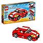 LEGO Creator: Красный мощный автомобиль 31024, фото 3