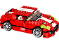 LEGO Creator: Красный мощный автомобиль 31024, фото 5