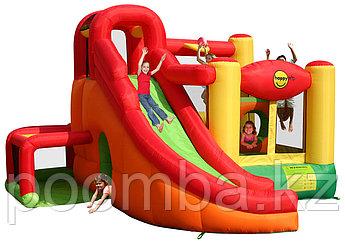 Надувной батут Happy Hop Игровой Центр 11 в 1
