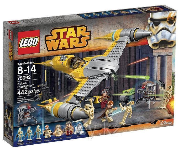LEGO Star Wars: Истребитель Набу 75092