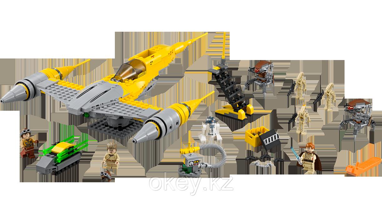 LEGO Star Wars: Истребитель Набу 75092 - фото 3