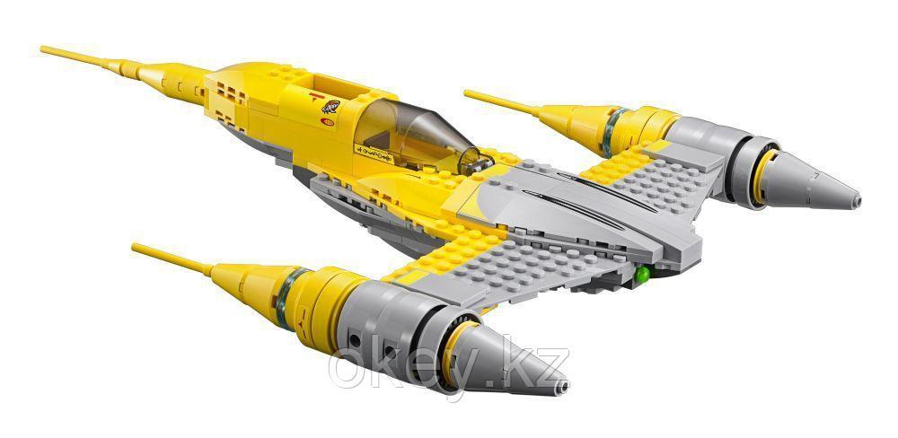 LEGO Star Wars: Истребитель Набу 75092 - фото 4