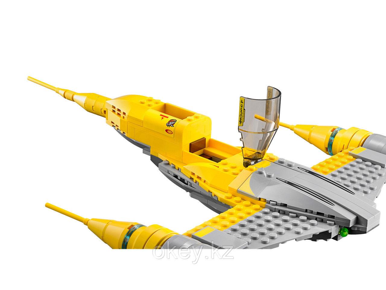 LEGO Star Wars: Истребитель Набу 75092 - фото 5