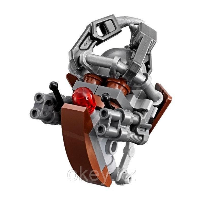 LEGO Star Wars: Истребитель Набу 75092 - фото 6