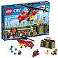 LEGO City: Пожарная команда быстрого реагирования 60108, фото 2