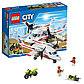 LEGO City: Самолет скорой помощи 60116, фото 2