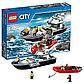 LEGO City: Полицейский патрульный катер 60129, фото 2