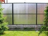 Забор из пронастила, фото 2