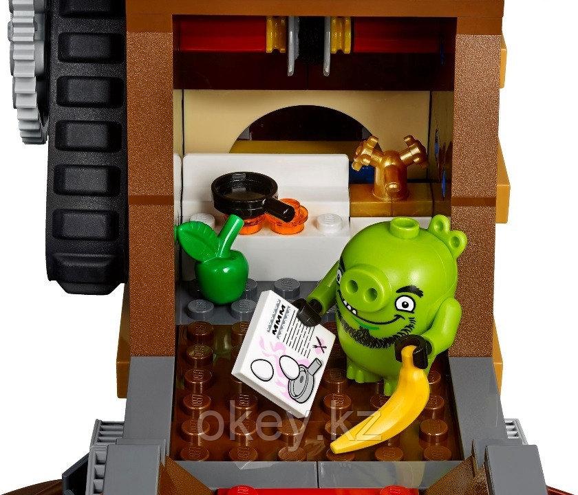 LEGO Angry Birds: Пиратский корабль свинок 75825 - фото 7