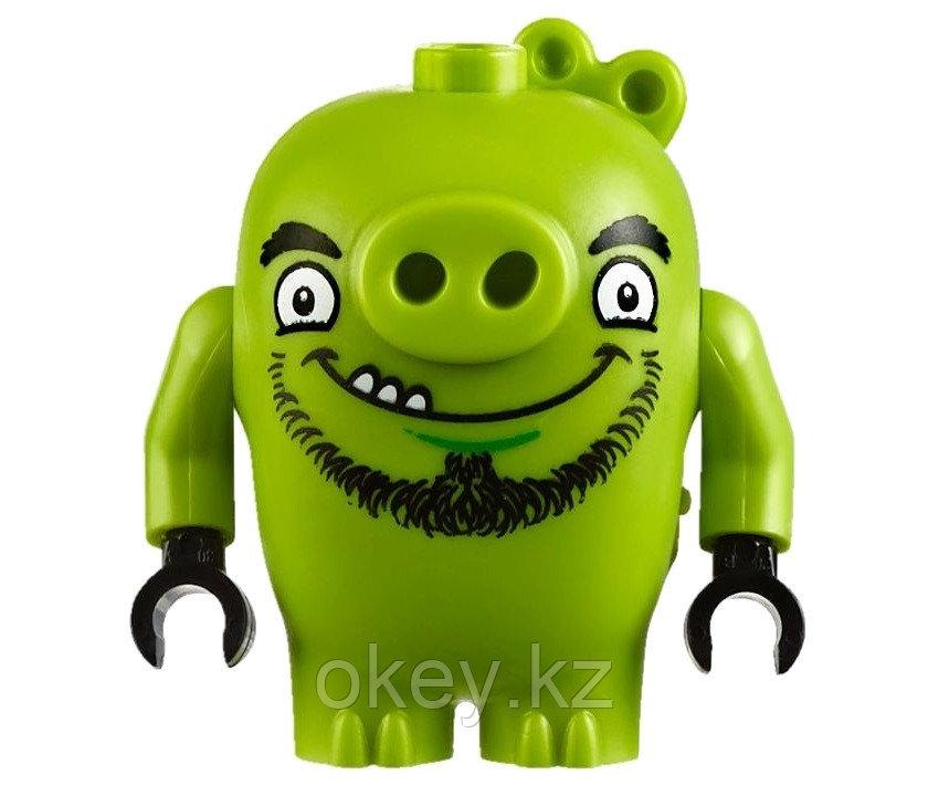 LEGO Angry Birds: Пиратский корабль свинок 75825 - фото 8