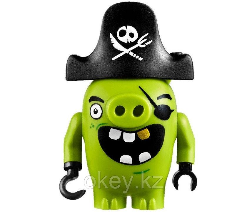 LEGO Angry Birds: Пиратский корабль свинок 75825 - фото 9