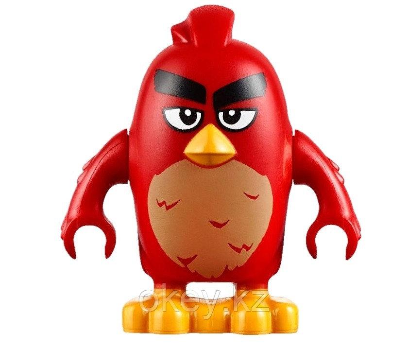 LEGO Angry Birds: Пиратский корабль свинок 75825 - фото 10
