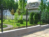 Забор кованный, фото 2