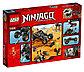 LEGO Ninjago: Горный внедорожник 70589, фото 2