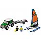 LEGO City: Внедорожник с прицепом для катамарана 60149, фото 2