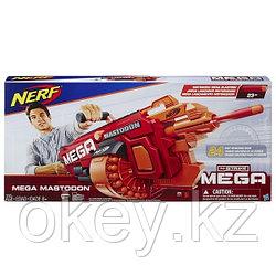Nerf: Бластер N-strike Мега Мастодон — Nerf N-Strike Mega Mastodon B8086