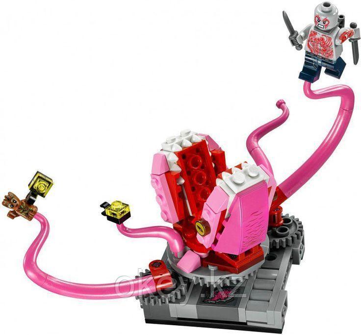 LEGO Super Heroes: Милано против Абелиска 76081 - фото 2