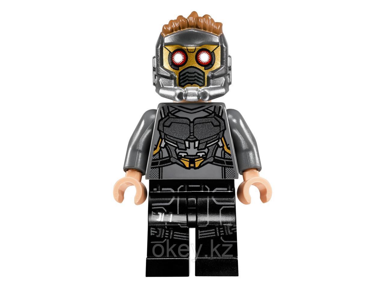 LEGO Super Heroes: Милано против Абелиска 76081 - фото 3