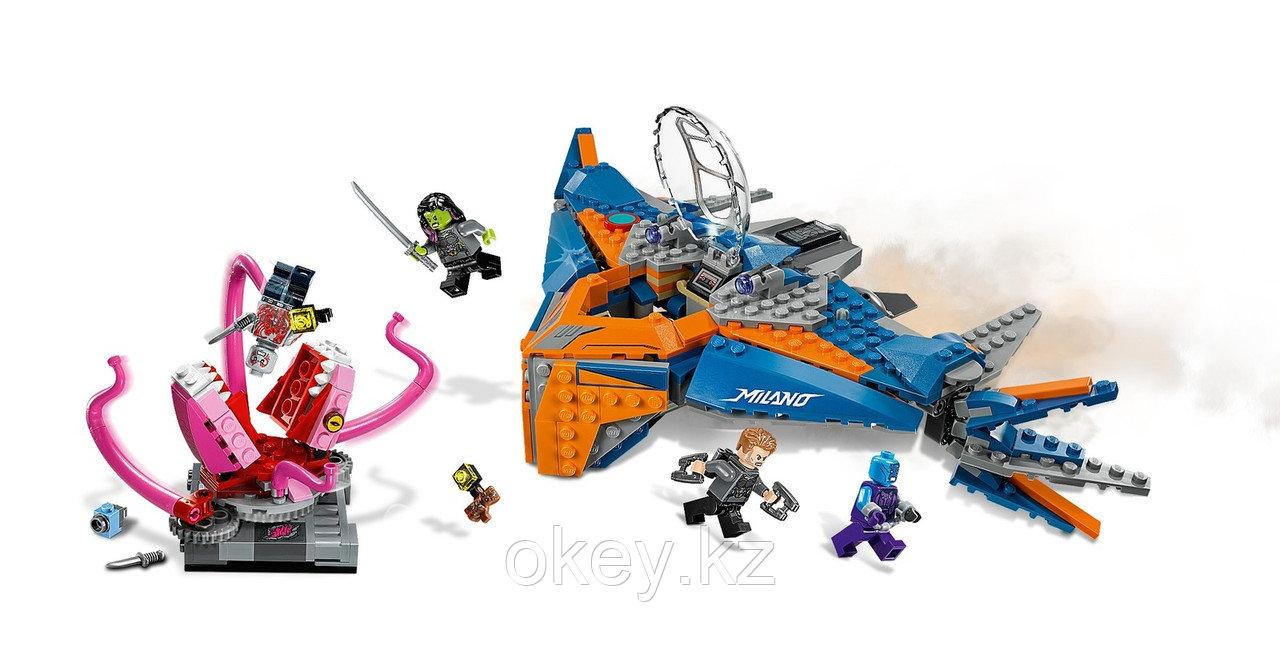 LEGO Super Heroes: Милано против Абелиска 76081 - фото 6