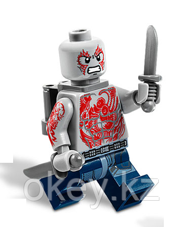 LEGO Super Heroes: Милано против Абелиска 76081 - фото 9