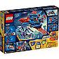 LEGO Nexo Knights: Самолёт-истребитель Сокол Клэя 70351, фото 9
