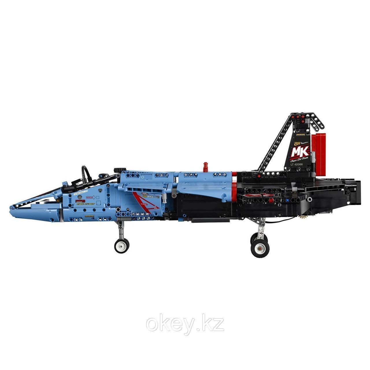 LEGO Technic: Сверхзвуковой истребитель 42066 - фото 7