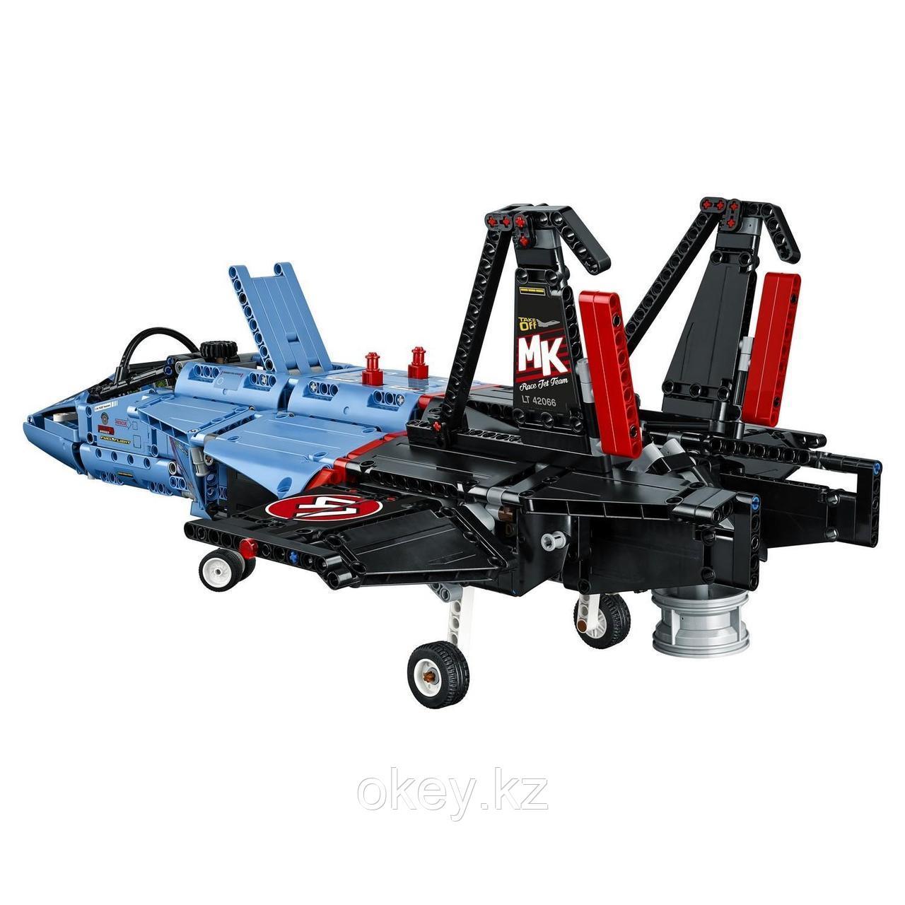 LEGO Technic: Сверхзвуковой истребитель 42066 - фото 8