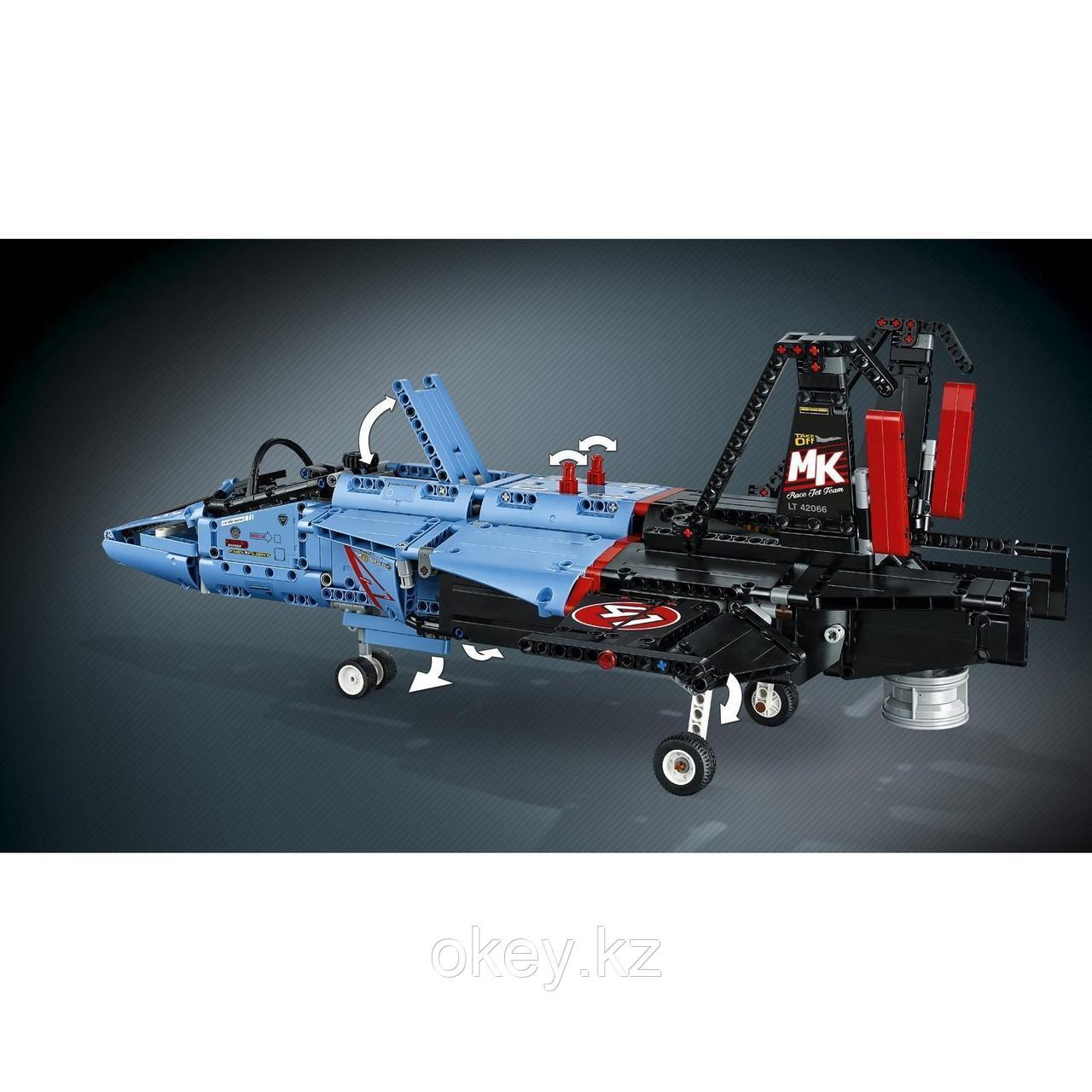 LEGO Technic: Сверхзвуковой истребитель 42066 - фото 10