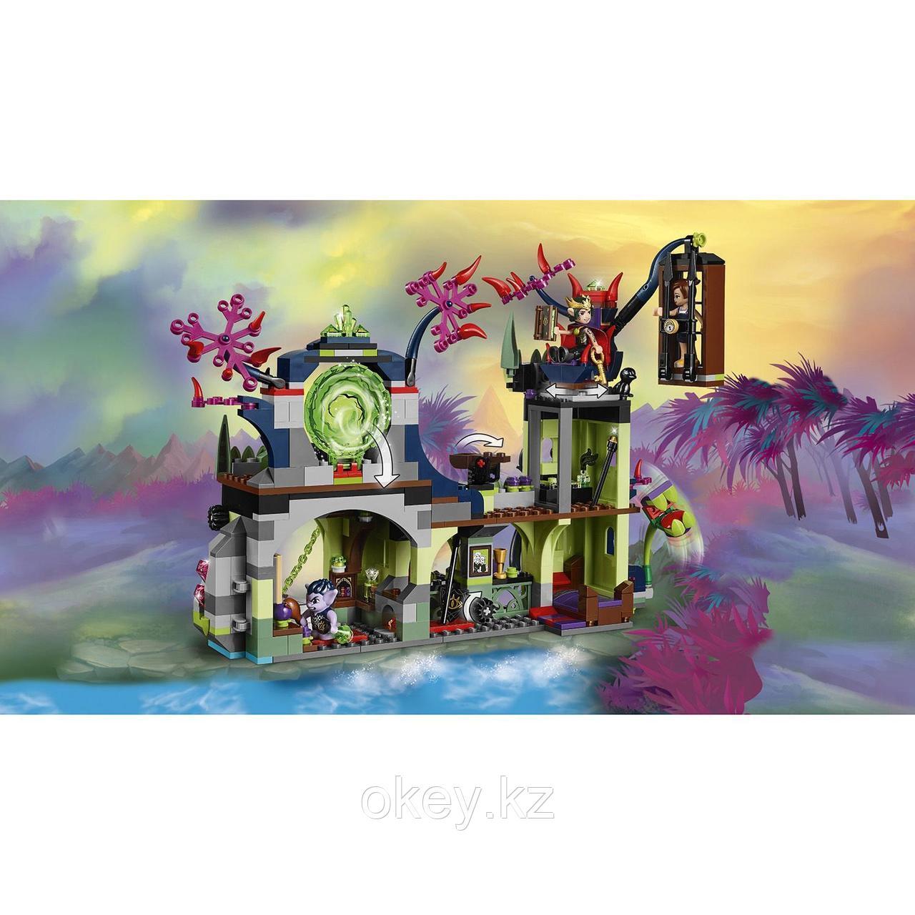 LEGO Elves: Побег из крепости Короля гоблинов 41188 - фото 5