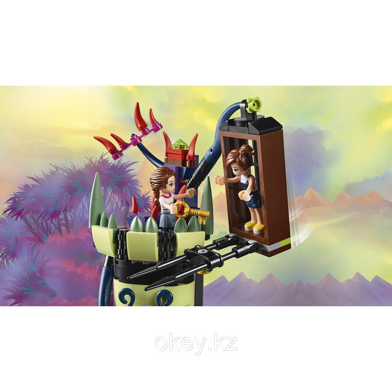 LEGO Elves: Побег из крепости Короля гоблинов 41188 - фото 7