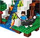 LEGO Minecraft: База на водопаде 21134, фото 6