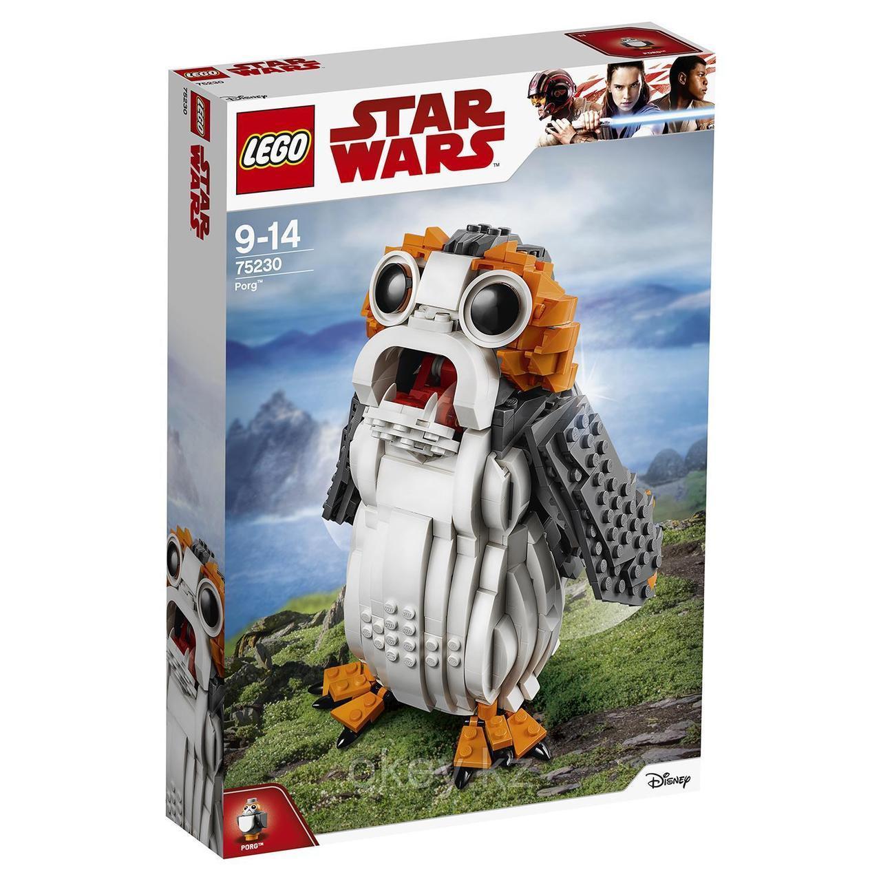 LEGO Star Wars: Порг 75230