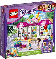 LEGO Friends: Магазин товаров для вечеринок в Хартлейке 41132