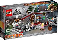 LEGO Jurassic World: Охота на Рапторов в Парке Юрского Периода 75932