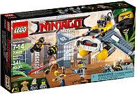 LEGO Ninjago Movie: Бомбардировщик Морской дьявол 70609