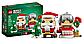 LEGO BrickHeadz: Мистер и Миссис Клаус 40274, фото 2