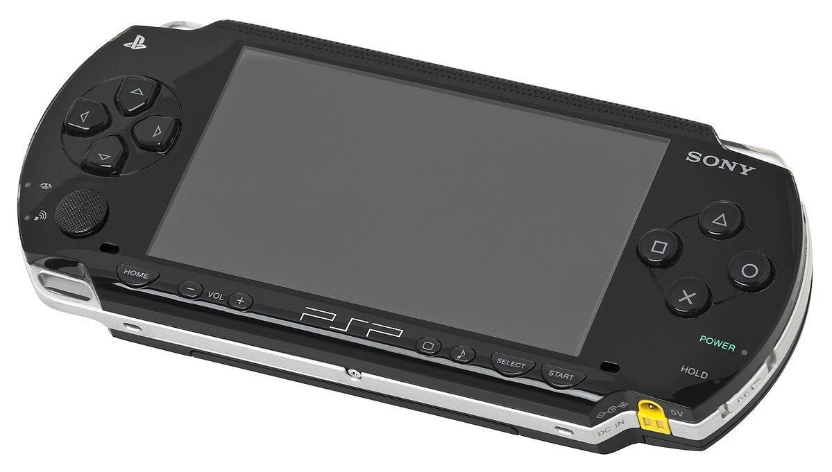 Игровая приставка Sony PSP 1001