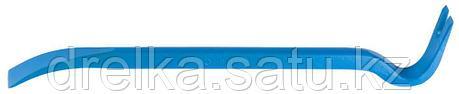 Лом-гвоздодер, 400 мм, 22х12 мм, кованый усиленный, ЗУБР, фото 2
