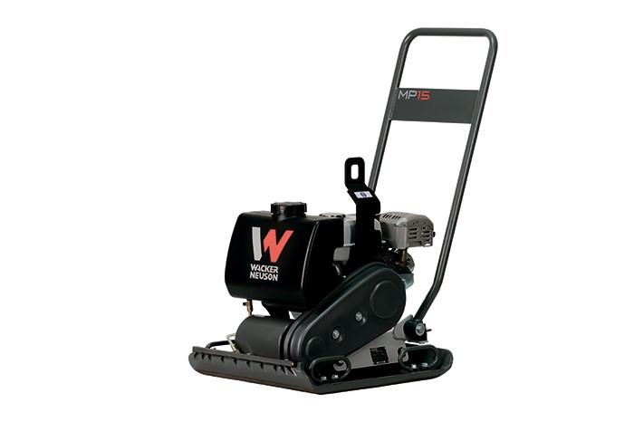 Виброплита бензиновая Wacker Neuson MP 15 (82 kg)