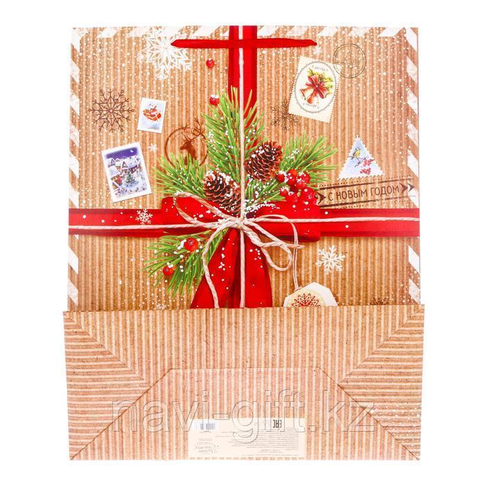 Пакет ламинированный XL «Кому-то очень хорошему», 40 × 49 × 19 см - фото 3