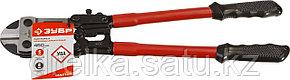 Болторез, кованые губки из инструментальной стали, 450 мм, ЗУБР, фото 2