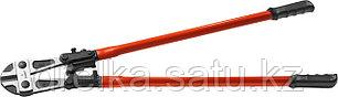 Болторез, кованые губки из инструментальной стали, 900 мм, ЗУБР, фото 2
